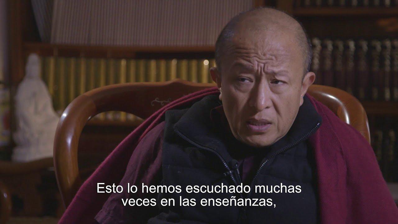 "Dzongsar Khyentse Rinpoche sobre ""54 Gandhi Road"""