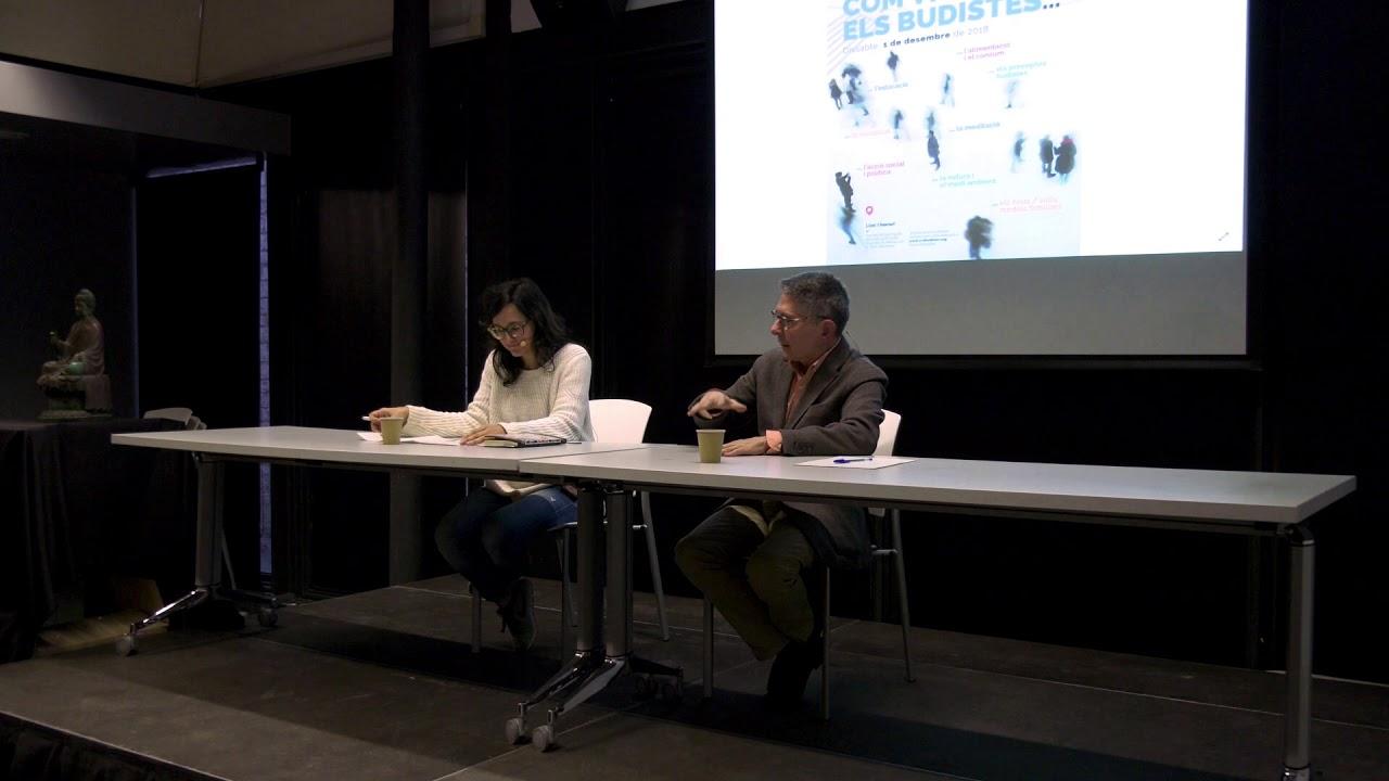 Com vivim els budistes L'ACCIÓ SOCIAL I POLÍTICA