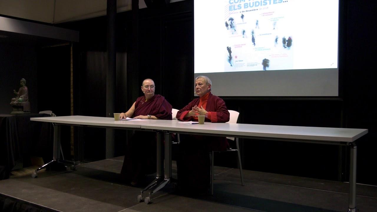 Com vivim els budistes ELS PRECEPTES