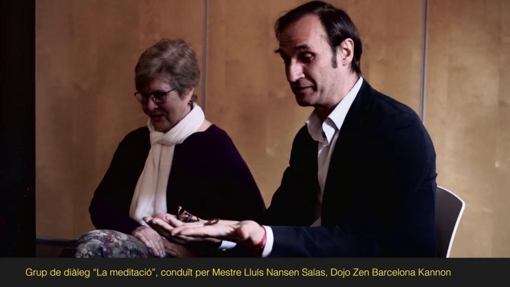"""""""Com vivim els budistes"""". VIII Jornada de Budismo en Cataluña. CCEB. Vídeo resumen"""