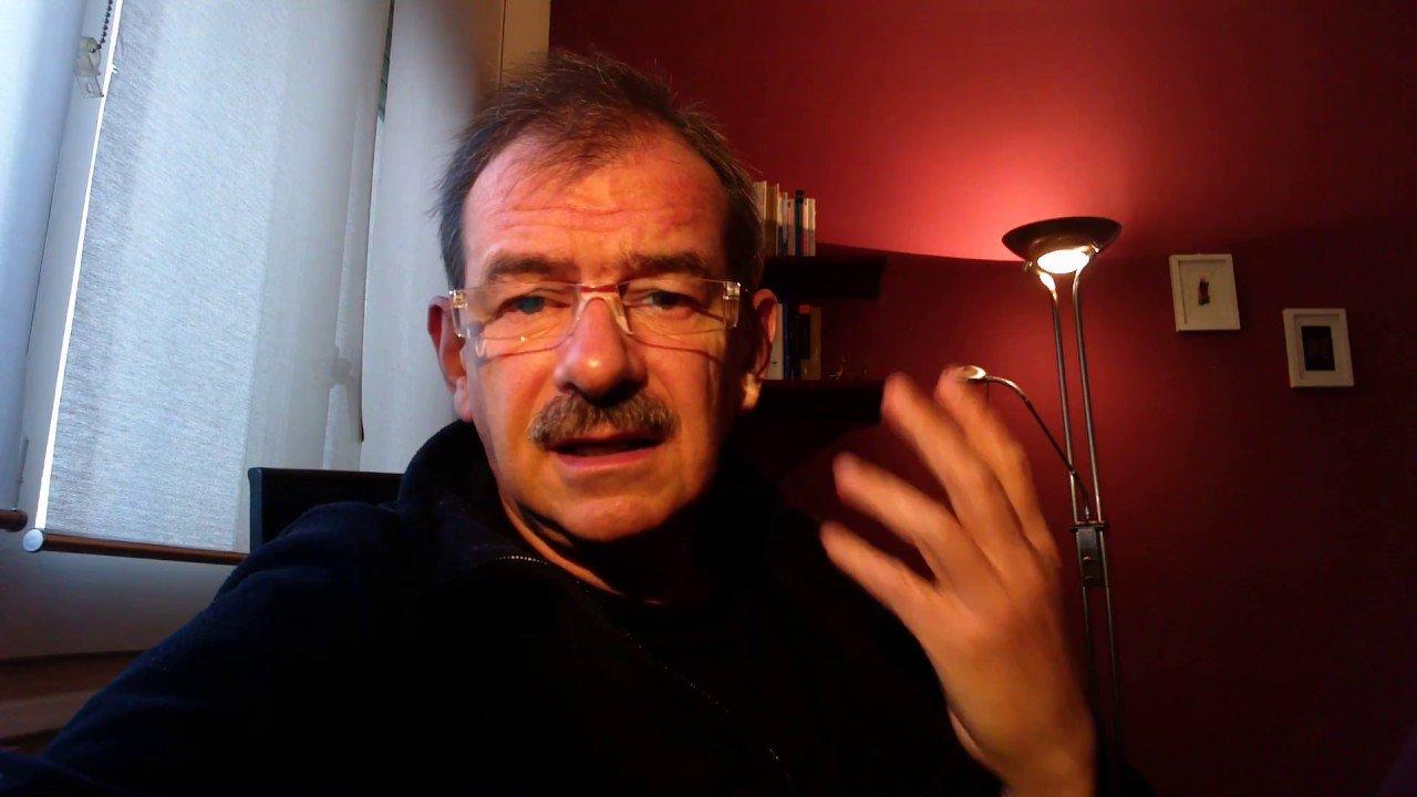 """Comunicación por vídeo de Esteban Galliera Elizalde para """"La muerte y el morir"""" en VII Jornada de Budismo en Cataluña"""