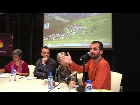 Taula rodona inicial de la IV Jornada de la CCEB: 'Budisme i educació' - Germán Rodríguez