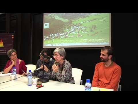Taula rodona inicial de la IV Jornada de la CCEB: 'Budisme i educació' - Herminia Roura