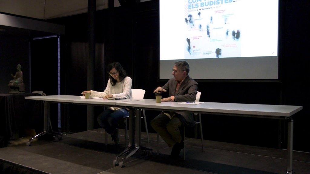 Com vivim els budistes l''acció social i política