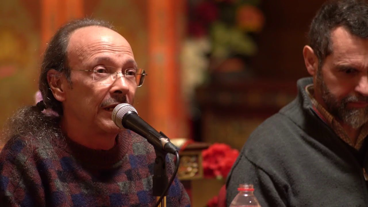 Present i futur de les tradicions espirituals. Elías Capriles i Xavier Melloni