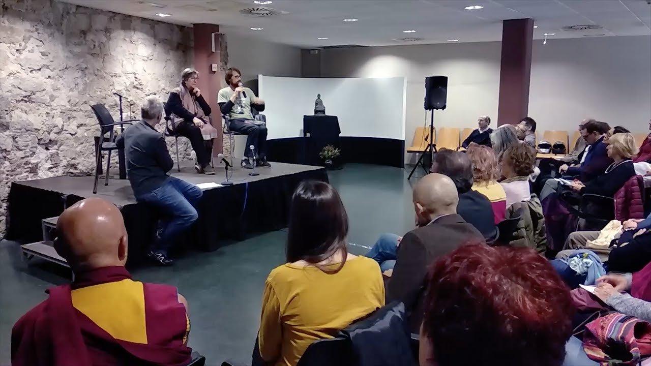 El budisme davant la crisi planetària. IX Jornada de Budisme a Catalunya, Barcelona, novembre 2019, vídeo resum
