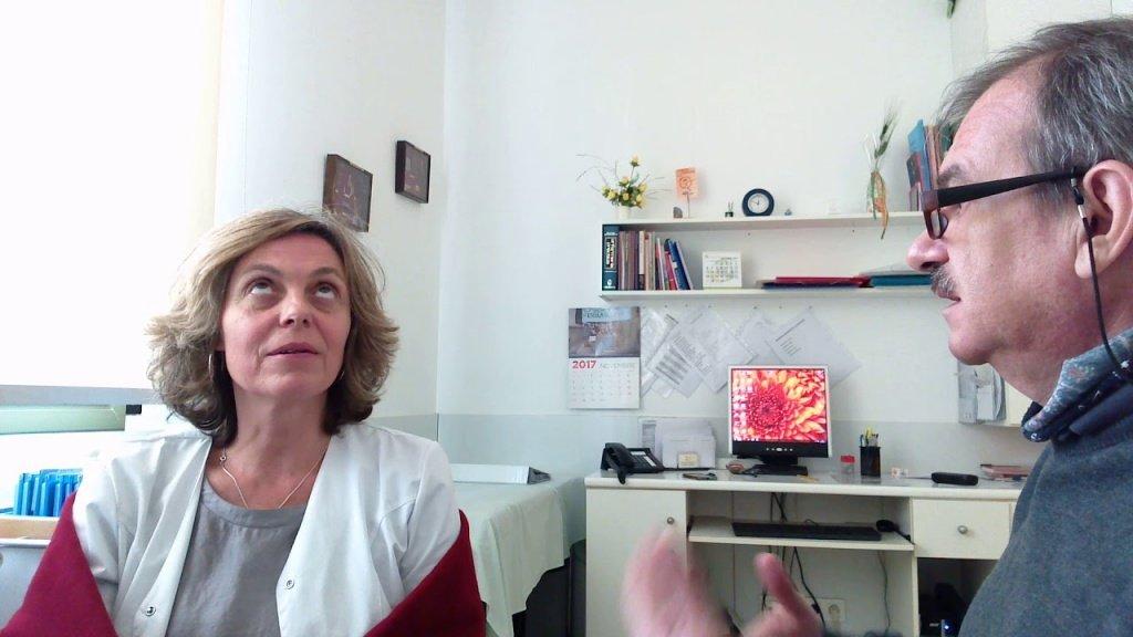 """Comunicació per vídeo de Magda Marty Morera per a """"La mort i el morir"""" en la VII Jornada de Budisme a Catalunya"""